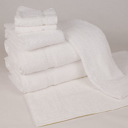 1888 Mills towels-Dependability Towels in white