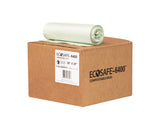 "ECOSAFE 30x39"" Compostable Garbage Bags"