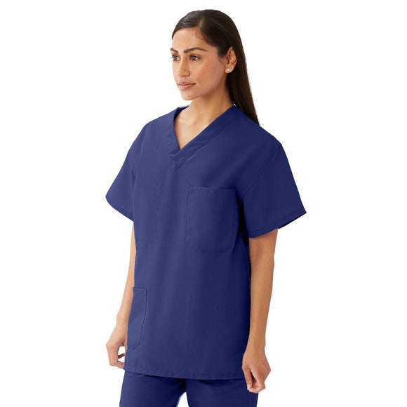 Medline scrubs in grape