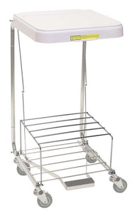 hamper stands-R&B Wire 692BSN Bottom Riser