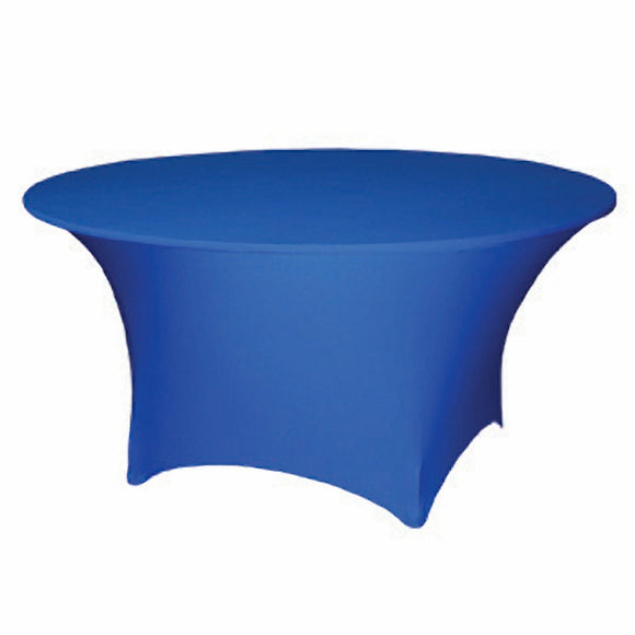 table skirts-Radius Display Stretch Table Covers