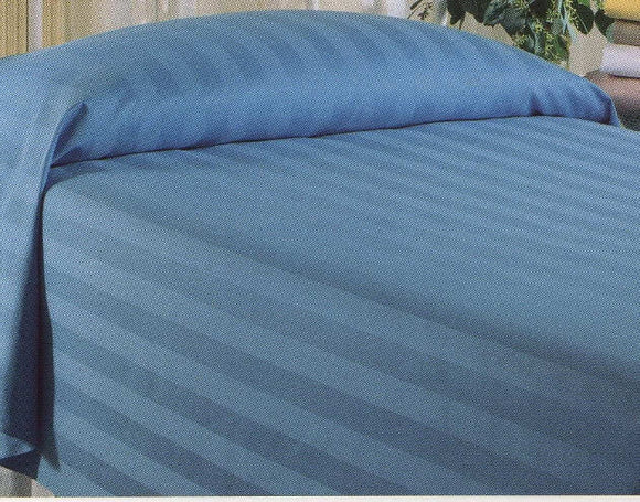 Sunset Striped Bedspread