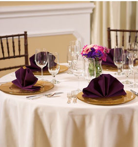 Premier Spun Polyester Table Linens