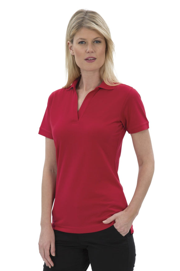 Coal Harbour L4022 Ladies Comfort Pique Sport Shirt