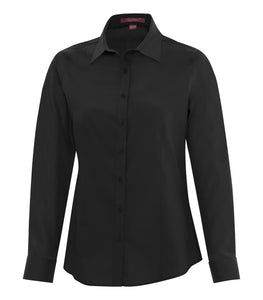 Coal Harbour L6013 Everyday Long Sleeve Woven Ladies Shirt