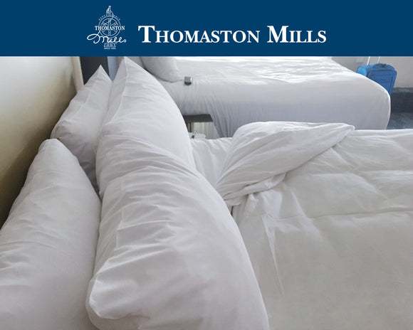 Thomaston Mills T180 Percale Sheets