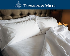 Thomaston Mills T300 American Boutique Hotel Sheets