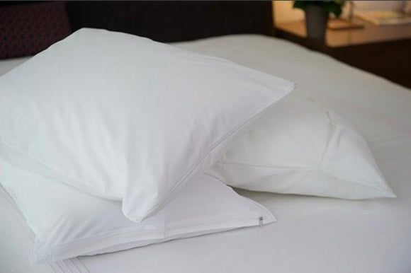 Zippered Pillow Protectors