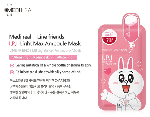 Mediheal Line Friends IPI Lightmax Mask