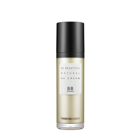 Be Beautiful Natural BB Cream - Shop Amabie: For the best Korean beauty best, Korean skincare, Japanese beauty, Japanese skincare, Taiwanese beauty, Taiwanese skincare
