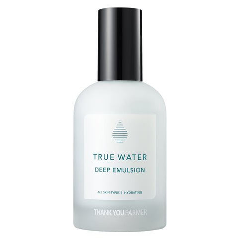 True Water Deep Emulsion - Shop Amabie: For the best Korean beauty best, Korean skincare, Japanese beauty, Japanese skincare, Taiwanese beauty, Taiwanese skincare