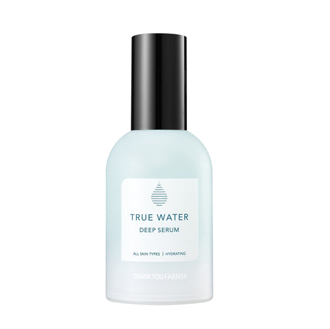 True Water Deep Serum - Shop Amabie: For the best Korean beauty best, Korean skincare, Japanese beauty, Japanese skincare, Taiwanese beauty, Taiwanese skincare