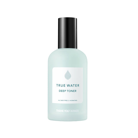 True Water Deep Toner - Shop Amabie: For the best Korean beauty best, Korean skincare, Japanese beauty, Japanese skincare, Taiwanese beauty, Taiwanese skincare