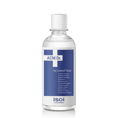 Acni Dr. 1st Control Tonic Toner - Shop Amabie: For the best Korean beauty best, Korean skincare, Japanese beauty, Japanese skincare, Taiwanese beauty, Taiwanese skincare