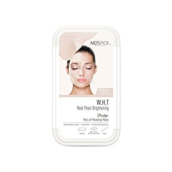 WHT Real Pearl Brightening Modeling Mask