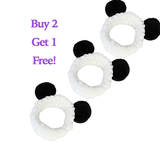 Panda Ears Headbands