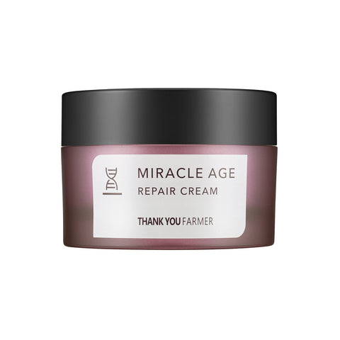 Miracle Age Repair Cream - Shop Amabie: For the best Korean beauty best, Korean skincare, Japanese beauty, Japanese skincare, Taiwanese beauty, Taiwanese skincare