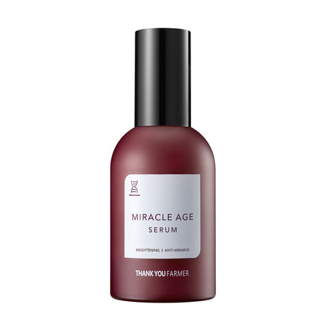 Miracle Age Repair Serum - Shop Amabie: For the best Korean beauty best, Korean skincare, Japanese beauty, Japanese skincare, Taiwanese beauty, Taiwanese skincare