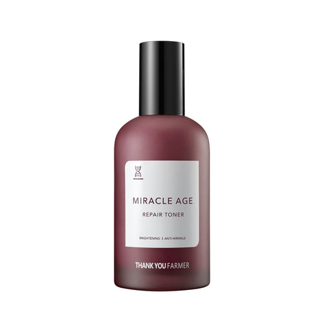 Miracle Age Repair Toner - Shop Amabie: For the best Korean beauty best, Korean skincare, Japanese beauty, Japanese skincare, Taiwanese beauty, Taiwanese skincare