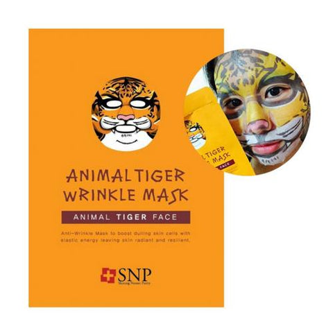 Animal Character Mask - Tiger