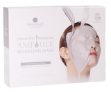 Diamond Premium Ampoule Modeling Mask Set - Shop Amabie: For the best Korean beauty best, Korean skincare, Japanese beauty, Japanese skincare, Taiwanese beauty, Taiwanese skincare