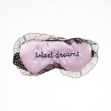 Sweet Dreams Sleeping Eye Mask