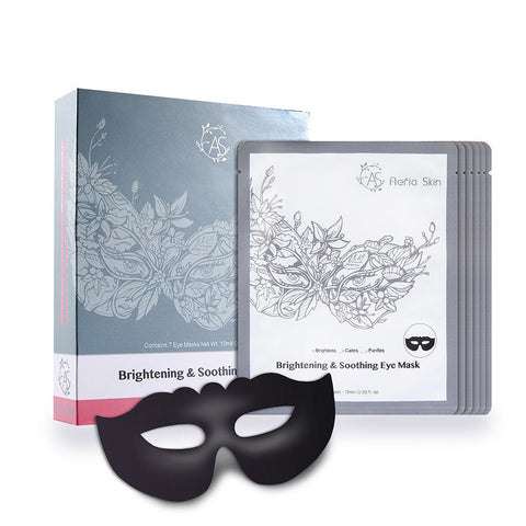 Brightening & Soothing Eye Mask - Shop Amabie: For the best Korean beauty best, Korean skincare, Japanese beauty, Japanese skincare, Taiwanese beauty, Taiwanese skincare