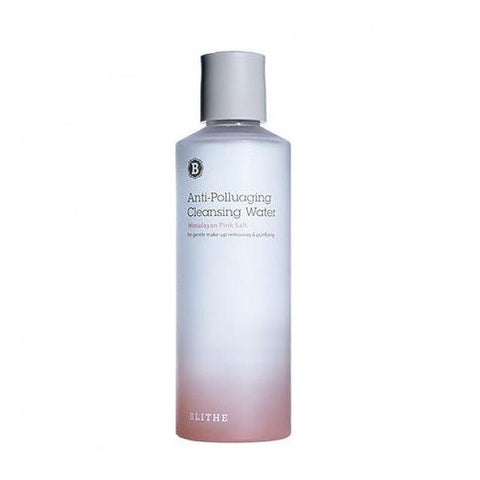 Anti-Polluaging Cleansing Water - Himalayan Pink Salt - Shop Amabie: For the best Korean beauty best, Korean skincare, Japanese beauty, Japanese skincare, Taiwanese beauty, Taiwanese skincare
