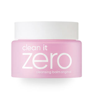 Clean It Zero (Pink) - New Packaging - Shop Amabie: For the best Korean beauty best, Korean skincare, Japanese beauty, Japanese skincare, Taiwanese beauty, Taiwanese skincare