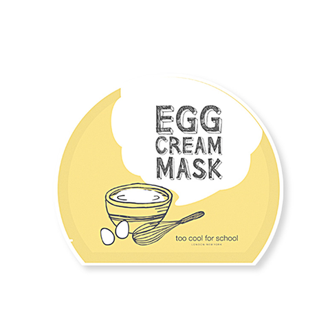 Egg Cream Mask - Hydration - Shop Amabie: For the best Korean beauty best, Korean skincare, Japanese beauty, Japanese skincare, Taiwanese beauty, Taiwanese skincare