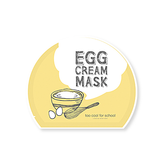 BOX SET Egg Cream Mask - Hydration - Shop Amabie: For the best Korean beauty best, Korean skincare, Japanese beauty, Japanese skincare, Taiwanese beauty, Taiwanese skincare