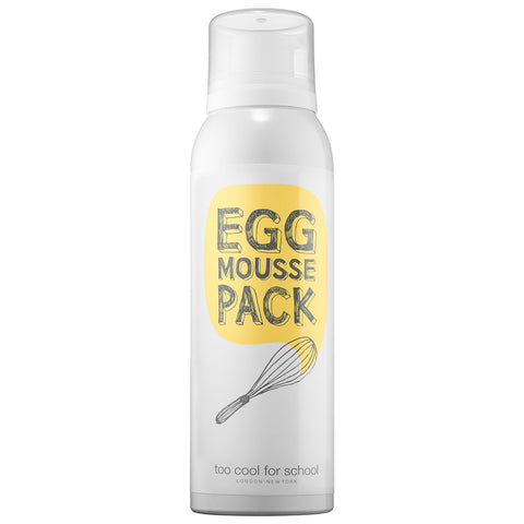 Egg Mousse Pack - Shop Amabie: For the best Korean beauty best, Korean skincare, Japanese beauty, Japanese skincare, Taiwanese beauty, Taiwanese skincare