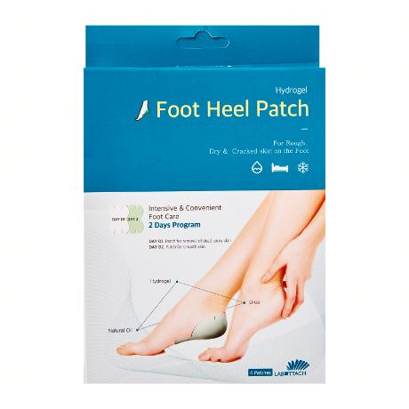 Foot Heel Patch (2 sheets) - Shop Amabie: For the best Korean beauty best, Korean skincare, Japanese beauty, Japanese skincare, Taiwanese beauty, Taiwanese skincare
