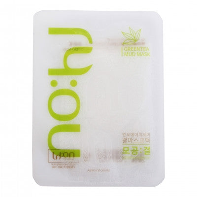Anti-Pore Texture Mask Pack Green Tea Mud Mask - Shop Amabie: For the best Korean beauty best, Korean skincare, Japanese beauty, Japanese skincare, Taiwanese beauty, Taiwanese skincare
