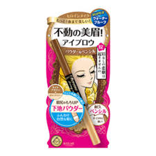 Heroine Make 2 Way Eyebrow Superpen - Shop Amabie: For the best Korean beauty best, Korean skincare, Japanese beauty, Japanese skincare, Taiwanese beauty, Taiwanese skincare