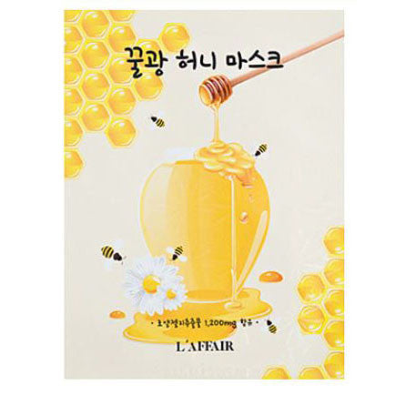 Honey Mask - Shop Amabie: For the best Korean beauty best, Korean skincare, Japanese beauty, Japanese skincare, Taiwanese beauty, Taiwanese skincare
