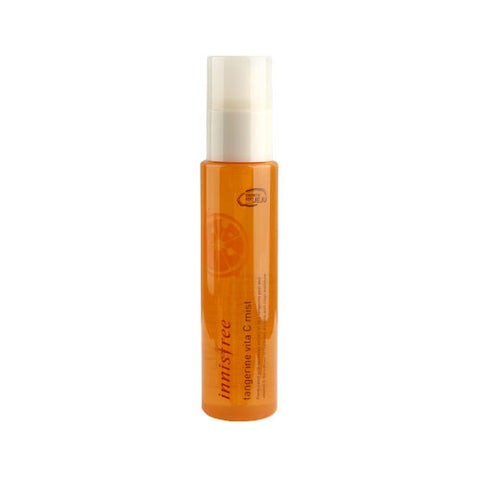 Tangerine Vita C-Mist - Shop Amabie: For the best Korean beauty best, Korean skincare, Japanese beauty, Japanese skincare, Taiwanese beauty, Taiwanese skincare