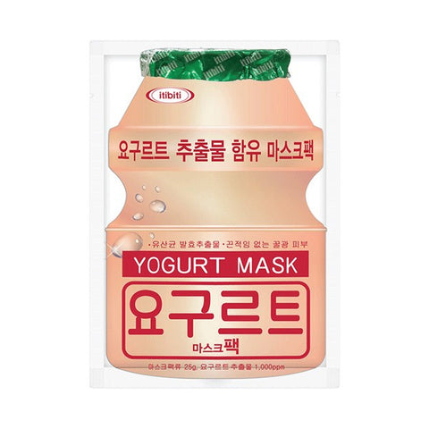Yogurt Mask - Shop Amabie: For the best Korean beauty best, Korean skincare, Japanese beauty, Japanese skincare, Taiwanese beauty, Taiwanese skincare