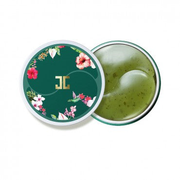 Green Tea Eye Gel Patch - Shop Amabie: For the best Korean beauty best, Korean skincare, Japanese beauty, Japanese skincare, Taiwanese beauty, Taiwanese skincare