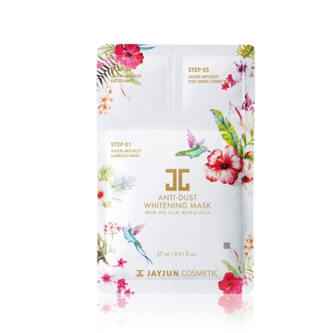 Anti Dust Whitening Mask - Shop Amabie: For the best Korean beauty best, Korean skincare, Japanese beauty, Japanese skincare, Taiwanese beauty, Taiwanese skincare