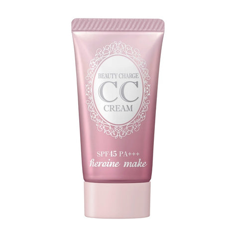 Heroine Make Beauty Charge CC Cream (2 shades)
