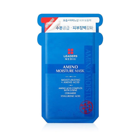 Mediu Amino Moisture Mask - Shop Amabie: For the best Korean beauty best, Korean skincare, Japanese beauty, Japanese skincare, Taiwanese beauty, Taiwanese skincare