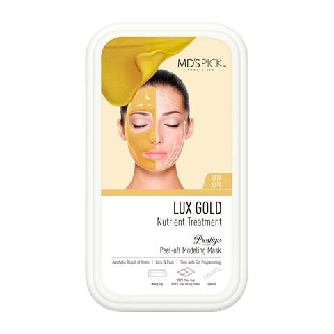 LUX GOLD Nutrient Treatment Modeling Mask - Shop Amabie: For the best Korean beauty best, Korean skincare, Japanese beauty, Japanese skincare, Taiwanese beauty, Taiwanese skincare