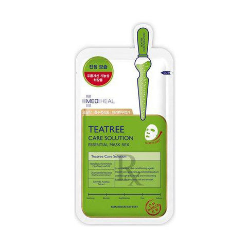 Tea Tree Care Solution Essential Mask Rex