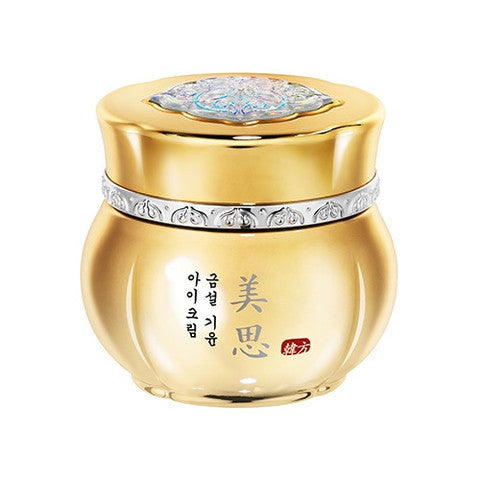 MISA Geum Sul Vitalizing Eye Cream - Shop Amabie: For the best Korean beauty best, Korean skincare, Japanese beauty, Japanese skincare, Taiwanese beauty, Taiwanese skincare