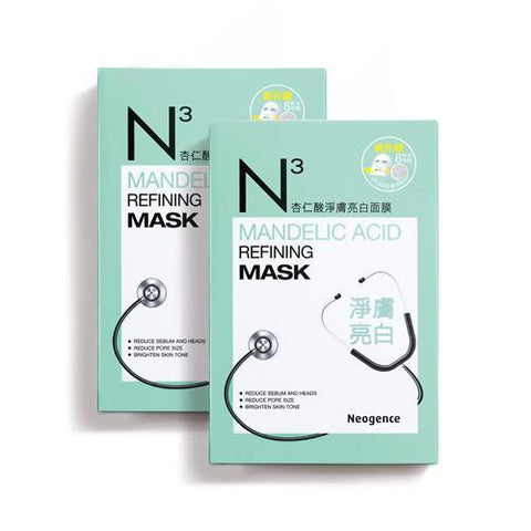 BOX SET N3 Mandelic Acid Refining Mask Set (8 masks)