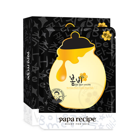 BOX SET Bombee Black Honey Mask