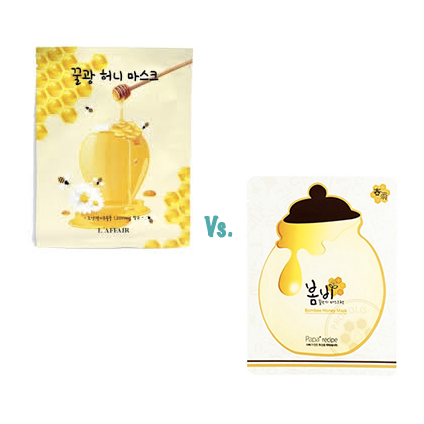 Honey vs Honey Duel Set - Shop Amabie: For the best Korean beauty best, Korean skincare, Japanese beauty, Japanese skincare, Taiwanese beauty, Taiwanese skincare