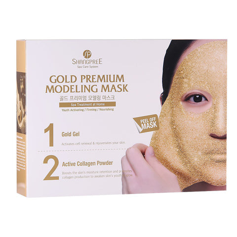 Gold Premium Modeling Mask Set