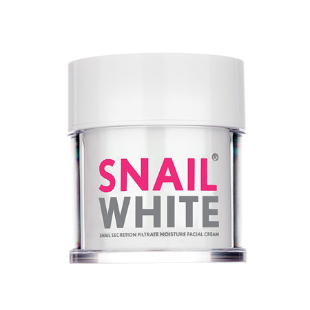 SnailWhite Snail Secretion Filtrate Facial Cream